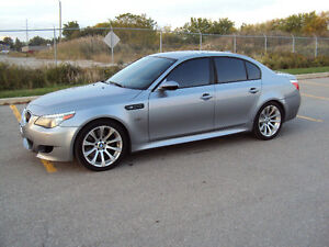 2006 BMW M5 Sedan RARE COLOUR COMBO, $26,500 ETESTED & CERTIFIED