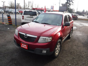 2008 Mazda Tribute SUV, Crossover CERTIFIED EXCELLENT CONDITION!