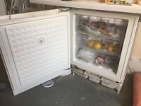 Neff Integrated Freezer