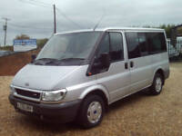 Ford Transit SWB TOURNEO MINIBUS TDCI AIR CON LOW MILES NO VAT