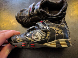 Geox Respira light up shoes size 10