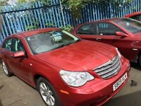 Chrysler Sebring, 1.9 Diesel (VW Engine) 09 PLate, Service HIstory, 2 Keys, Lot of carfor your money