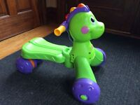 Baby Ride-on/Push Toys