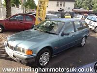 1997 BMW 3 Series 1.6 316i Touring 5dr