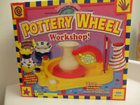 Pottery Wheel by Irwin Toys (for children)