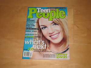 Teen People - February 2000 - Britney Spears