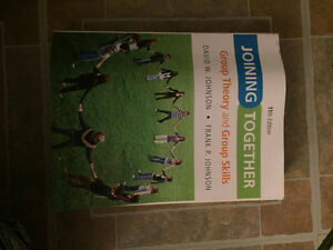 Joining together textbook Cambridge Kitchener Area image 1