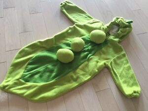 Peas in a Pod Halloween costume size 80 6 mths