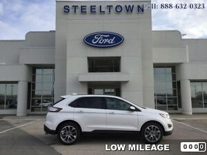 2016 Ford Edge TITANIUM AWD   - $259.87 B/W - Low Mileage