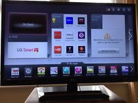 42'' LG SMART TV LED + WIFI + FREEVIEW