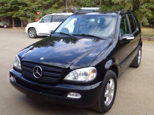 2003 Mercedes-Benz 500-Series SUV, Crossover