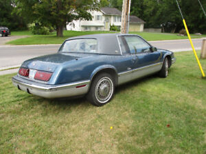 1991 Buick Riviera Going to best offer.