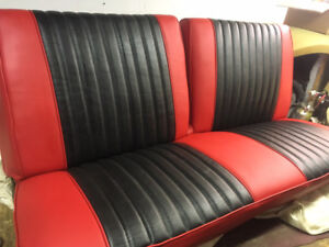 CUSTOMIZE YOUR OLD WORN OUT SEATS