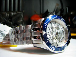 INVICTA -GRAND DIVER- 300M/1000FT