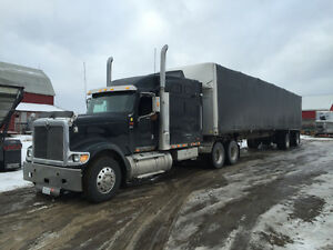 1997 Reitnouer 48' Fixed Spread Roll-Tite Flat Bed