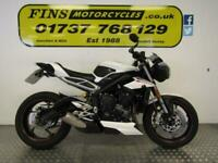 Triumph Street Triple 765 RS, 1 Owner, Superb condition, Full history, Serviced