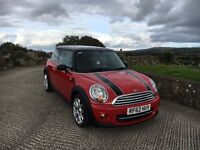 2013 Mini Cooper D 1.6 Diesel Only 36k miles Finance Available