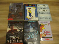 Older boys books ages 9 to 12