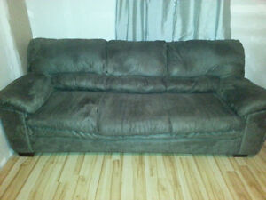 Large Green Couch For Sale