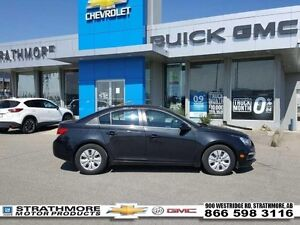 2015 Chevrolet Cruze 1LT-Camera-Turbo-Auto   - Certified