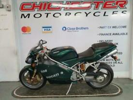 DUCATI 998 MATRIX RELOADED EDITION IMMACULATE CONDITION ONLY 8K!