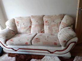 Sofa 3, 2, 1 seater