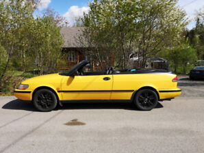 1998 Saab 900 Convertible se turbo