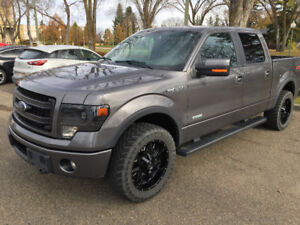2013 Ford F-150 SuperCrew FX4 Pickup Truck- EXCELLENT CONDITION