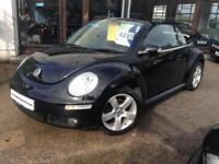 2007 (07) Volkswagen Beetle Convertible 2.0 *2 Keys* (Finance Available)
