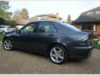 2002 52 Grey Lexus IS200 SE Saloon 63000 Miles From New!!! Nov 21 MOT AUTOMATIC
