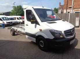 2014 Mercedes-Benz Sprinter 3.5t Chassis Cab CHASSIS CAB Diesel Automatic