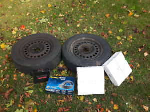 Tires and brakes parts for sale