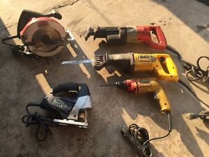 USED POWER TOOLS - PERFECT WORKING CONDITION !!!
