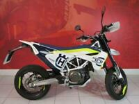 HUSQVARNA 701 SUPERMOTO 2019 only 5700 miles NATIONWIDE DELIVERY