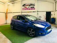 2014 Ford Fiesta 1.6 EcoBoost ST-2 3dr HATCHBACK Petrol Manual