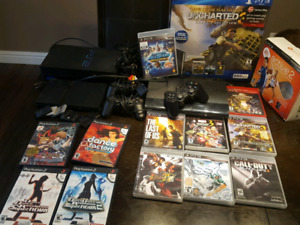 Ps3 system and games ps2 syatem and games
