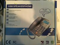 Skype USB Speakerphone