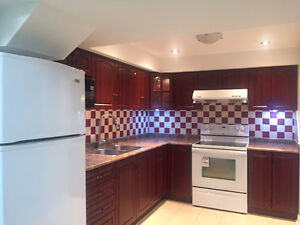 Basement Apartment on Dufferin & Steeles for rent
