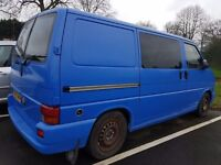 VW T4 Conversion Project
