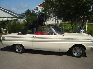 1964 Ford Falcon Futura convertible - Échange possible Lac-Saint-Jean Saguenay-Lac-Saint-Jean image 1