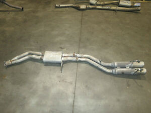 JDM Nissan Skyline  GTR R32 Trust Twin Loop muffler exhaust RB26