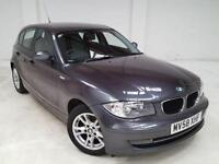 2008 58 BMW 1 SERIES 2.0 118D SE 5D 141 BHP DIESEL