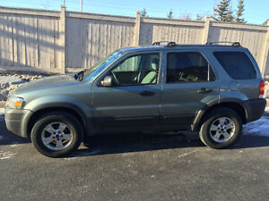 2006 Ford Escape XLT SUV, Crossover