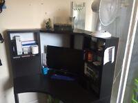 Corner desk £75 ono