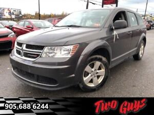 2014 Dodge Journey Canada Value Package  -  - Cruise