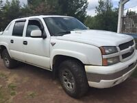 Selling a 2005 avalanche