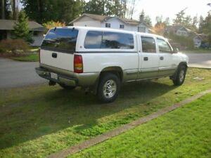 2001 Chevrolet Silverado 1500 HD P/U 4 Door