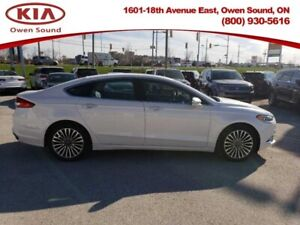 2017 Ford Fusion SE  - One owner - Local - Certified