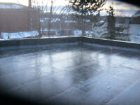 FLAT ROOFING SERVICES COMMERCIAL AND RESIDENTIAL