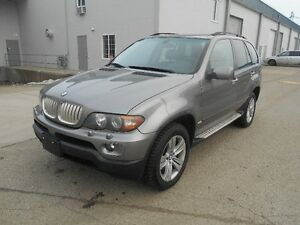 2005 BMW X5 AWD Auto 3.0L House Finance Available